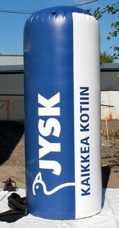 Ilmatäytteinen mainos JYSK