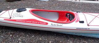 World of Kayaks mainosteippaus