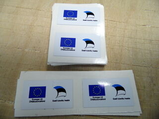 Etikettitarra EU