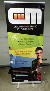 Roll-UP Creative Mobile