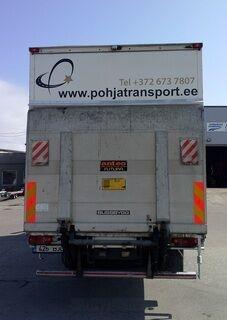 Mainostarrat Põhja Transport