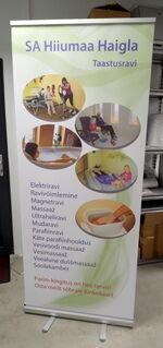 Rollup Hiiumaa haigla