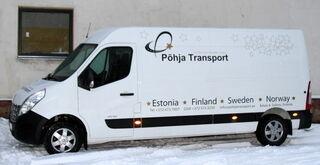 Mainosteippaukset Põhja Transport