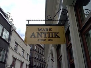 Logokyltti MARK ANTIIK