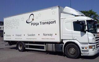Auton tarrat Põhja Transport