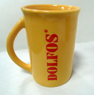 Kahvikuppi logolla