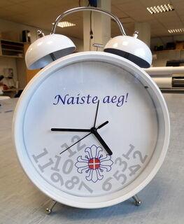 Kello logolla