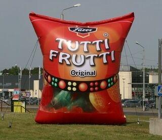 Tuotekopio Tutti Frutti