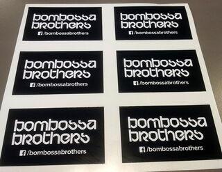 Etkettitarrat Bombossa Brothers