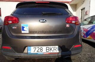 Autotarrat Indigo Design