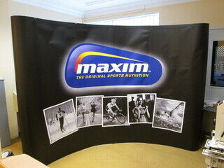 Pop-Up seinä Maxim