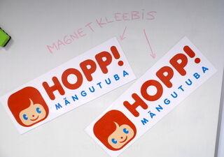 Magneettitarrat Mängutuba Hopp