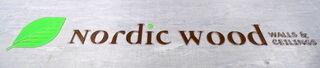 Pleksilasikyltti Nordic Wood