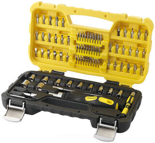 75 piece screwdriver set
