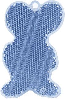 Heiastin hiiri 43x68mm sininen