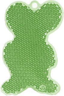 Heiastin hiiri 43x68mm vihreä